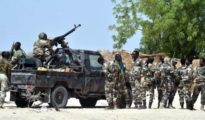 Cameroon forces